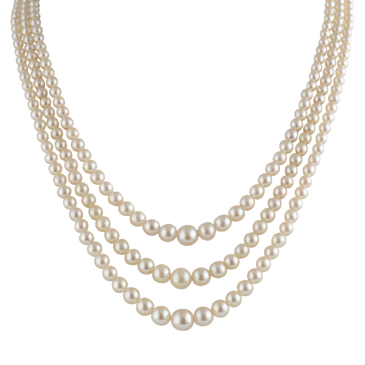 pearl products gold anne white mother necklace of diamond w sisteron